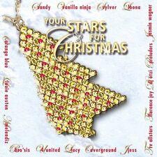 Your Stars for Christmas (2004) Loona, Jeanette, Vanilla Ninja, Sylver, D.. [CD]