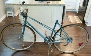 Vintage Womens Motobecane Road Bike - New Tires, Tubes, & Fresh Tune-up