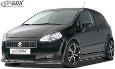 Fiat Grande Punto - Front bumper spoiler