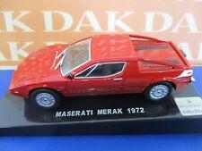 Maserati GranTurismo de DeAgostini 1:43 nuevo /& OVP coleccionista auto 11