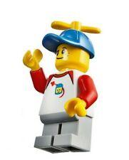LEGO City Whirly Hat Space Boy Kid Child Fun Fair Minifigure