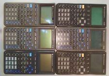 6 Texas Instrument Scientific Calculators Ti81,Ti82,Ti85