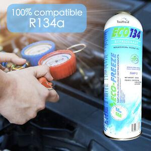 Gaz climatisation auto 12a compatible R134a,R1234yf,R12,recharge clim automobile