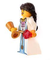 Lego Princess Queen minifigure dragon lion king's castle girl female