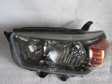 Toyota 4RUNNER Headlight SR5 Front Head Lamp 2010 2011 2012 2013 OEM Black