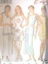 UNCUT Vintage New Look SEWING Pattern 8 10 12 14 16 18 Dress Tunic SEW 6510 OOP