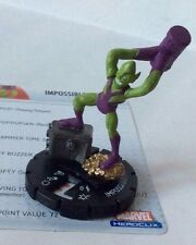 HeroClix Secret Invasion #052 IMPOSSIBLE MAN Super Rare MARVEL