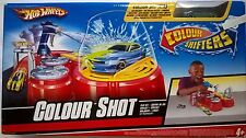 HOT WHEELS COLOUR SHOT PLAY SET COLOUR SHIFTERS CAMBIA COLORE ALLE MACCHINE 4443