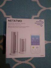 NETATMO Station Meteo individuelle