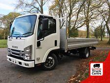 2018 Isuzu N35-125 (3.5t) truck - 'Grafter Green' Dropside