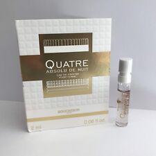 Boucheron Quatre Absolu de Nuit Eau de Parfum sample 2ml