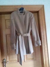 Jaeger  belted camel wool coat 16 BNWT