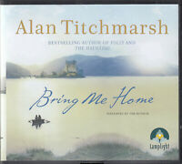 Alan Titchmarsh Bring Me Home 8CD Audio Book Unabridged Romance FASTPOST