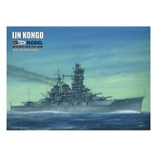 Japanese Battleship IJN KONGO paper model 1:200 huge 111cm