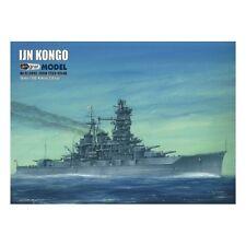 Japanese Battleship IJN KONGO paper model 1:200 huge 111cm