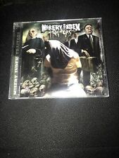 "CD MISERY INDEX ""TRAITORS"" Used FAST FREE SHIPPING"
