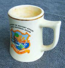Mug Dept Military Affairs Florida National Guard Buntingware old coffee cup CQ