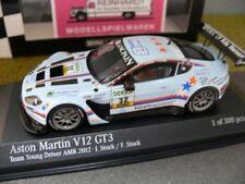 1/43 Minichamps Aston Martin Vantage V12 GT3 ADAC GT Masters 2012 Team Young ...