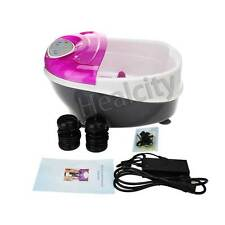 Ionic Detox Machine Foot Bath Spa Cell Cleanse Tub Massagers USA HEALCITY®