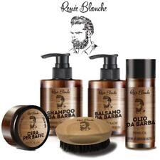Beard Line Kit Barba e Baffi 4 Prodotti + Spazzola - Renèe Blanche
