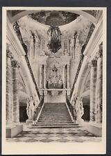 Germany Postcard - Schloss Bruhl - Erbaut Fur Kurfurst Clemens August Von RR2238