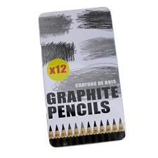 SiL 12pc Grafite Matite Teglia Set