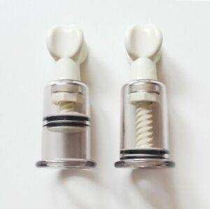 2 * Profi Nippelsauger 38 mm Milchpumpe Stillhilfe Brustwarzensauger Schröpfen