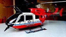 Garde-côtes-ec-145 R/C Hélicoptère. RTF. Solo Pro 229