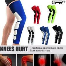 Compression Knee Support Leg Sleeve Socks Running Sports Cycling Brace Guard Us