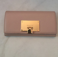 Michael Kors Channing Carry All Wallet in Ballet $168.00