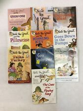 10 Nate the Great Books for $11 Free Shipping!!