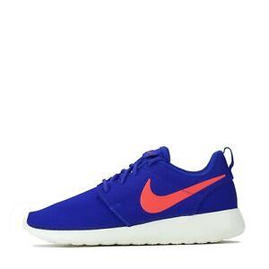 Nike Roshe One Women's Trainers Shoes Blue UK 4.5