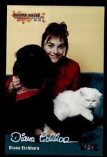 Diana Eichhorn FOTO ORIGINALE FIRMATO # BC 44562