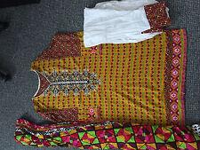 PAKISTANI DESIGNER sapphire 3 piece suit sana safinaz KHAADI bareeze limelight