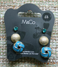 Earring set ladies ~ M & Co