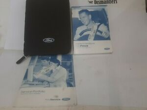 Ford focus mk2 owners manual booklet g#700