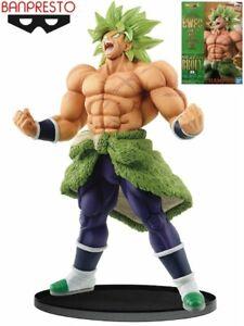 Banpresto Dragon Ball Super World Colosseum 2 Special Broly Figure New In Stock