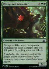 Overgrown armasaur FOIL   NM/M   Rivals of ixalan   Magic MTG