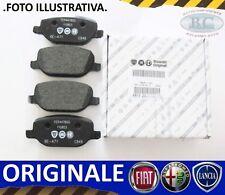 PASTIGLIE FRENO POSTERIORI ORIGINALI ALFA ROMEO GIULIA STELVIO 2.0 BENZ 2.2 JTDM