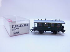 LOT 59664 Fleischmann H0 5052 Personenwagen 049 271 2./3. Klasse in OVP