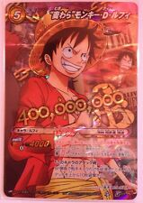 Luffy P OP 38 Promo Booster Box One Piece Miracle Battle Carddass Monkey D