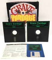 Grave Yardage IBM Tandy PC  - 5.25 & 3.5