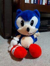 1992 Retro Sonic The Hedgehog Plush Toy manquant de main