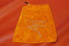 Used Girls Orange Gymnastics Grips Bag