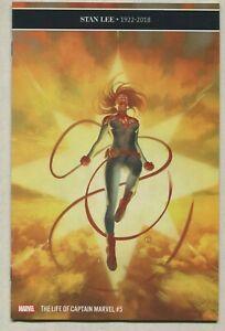 The Life Of Captain Marvel #5 NM Stan Lee 1922-2018  Marvel Comics CBX19