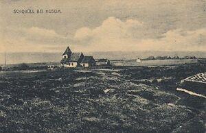 Ansichtskarte Schleswig - Holstein  Schobüll bei Husum  1920