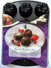 Nordic Ware Bundt Brownie 12 Cup Pan