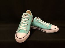 Converse Chuck Taylor All Star Aruba Blue Lo-Top Sneaker 130118F WM 13 Men 11