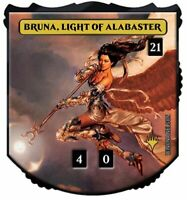 1x Ultra Pro - Relic Tokens: Legendary Collection - Bruna, Light of Alabaster -