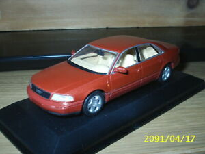 1:43 Minichamps - AUDI A8 1994